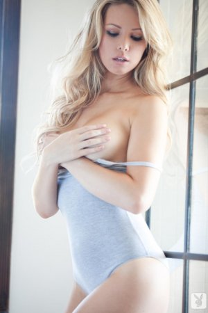 Tiffany Toth - Leotard Love из Playboy