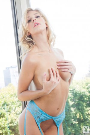 Victoria A Winters - Blonde Ambition из PlayBoy