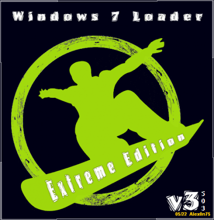 Скачать активатор Windows 7 Loader eXtreme Edition 3.503 Stable