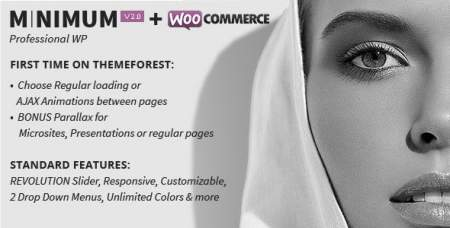 Minimum - Wordpress Theme